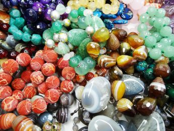Gemstone Beads and Jewelry