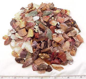 Small Mixed Rock
