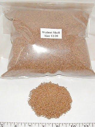 12/20 Walnut Shell Grit