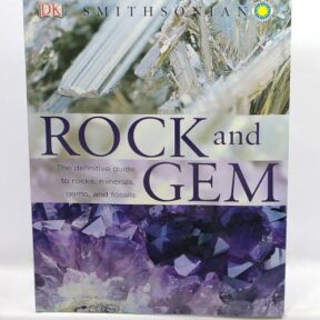 Smithsonian Rock and Gems