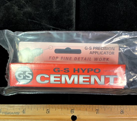 1FN1 GS Hypo Cement