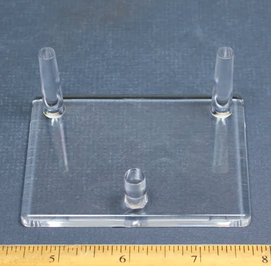 2PD3 Three Legged Display Stand