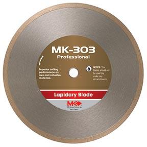 MK-303 Diamond Lapidary Blade