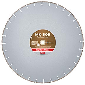 MK-303 Professional Segmented Rim Blades