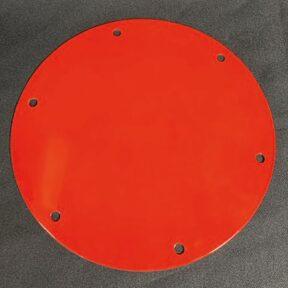 Thumlers Model B Red Metal Lid