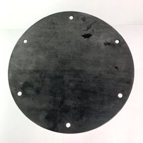 Rubber Lid Gasket for Thumlers Model B Rotary Rock Tumbler