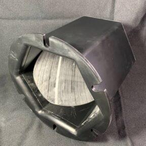 Rubber Barrel Liner and Lid Gasket for Thumlers Model B Rock Tumbler
