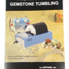 Instruction Book for Lortone Rock Tumblers