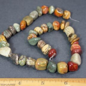 Australian Picasso Marble Beads