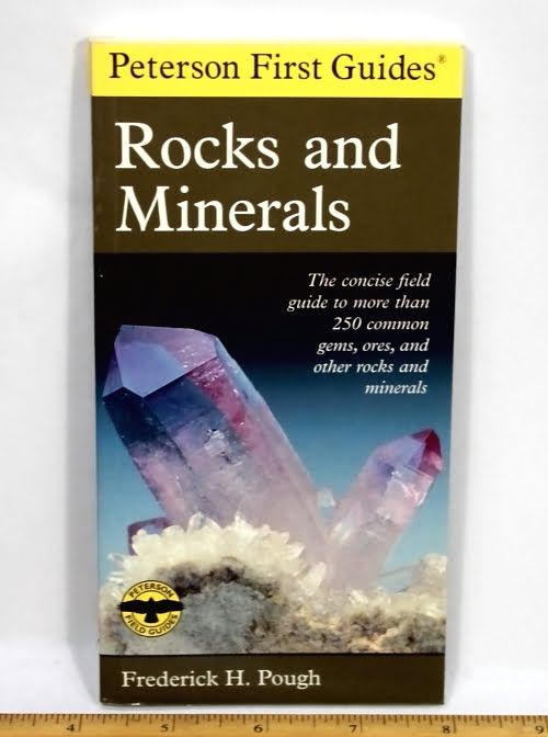 Peterson First Guides - Rocks and Minerals