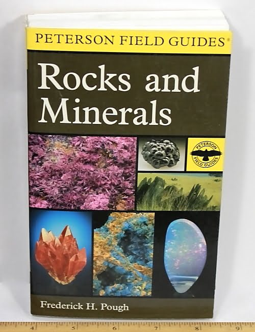 Peterson Field Guides - Rocks and Minerals