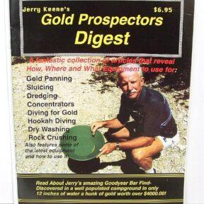 Gold Prospectors Digest Book