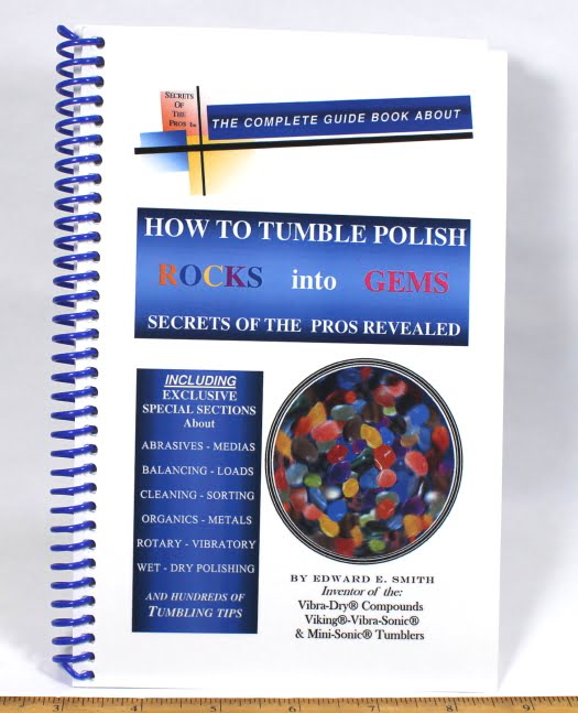 How to Tumble Polish Rocks into Gems
