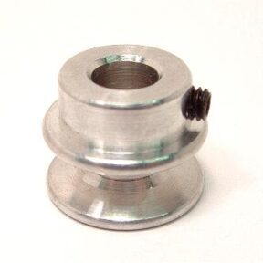 Motor Pulley for Thumlers Model B Rock Tumbler
