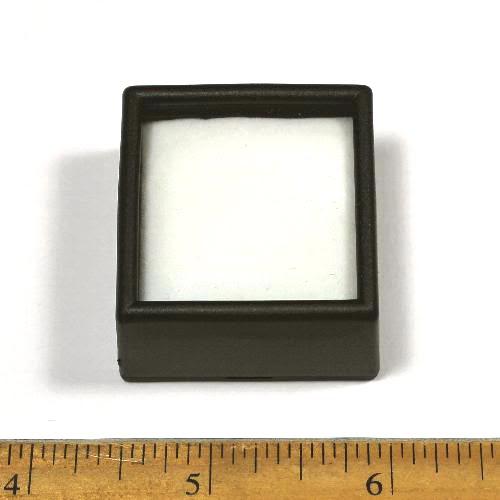 PD20 Black Display Box