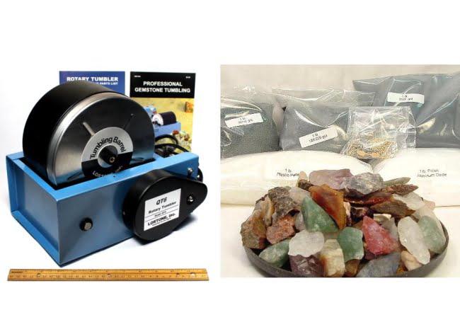Lortone QT6 Tumbler Kit