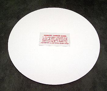 Lid for Thumlers AR12 Rock Tumbler, Thumlers 12 lb. Barrel