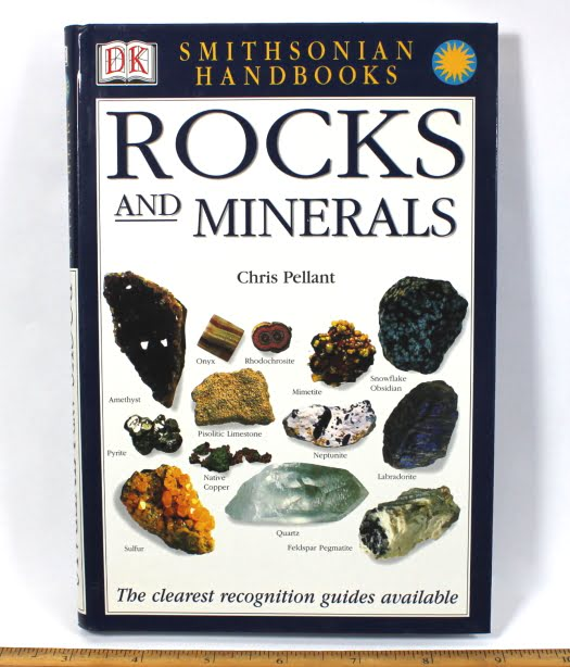 Smithsonian Handbooks - Rocks and Minerals