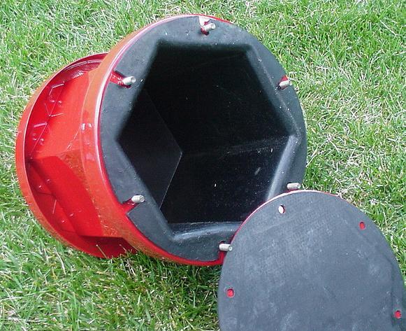 Model B Barrel