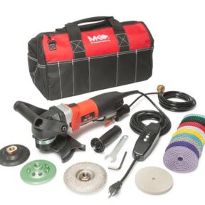 MK-1503 Wet Polishing Lapidary Kit