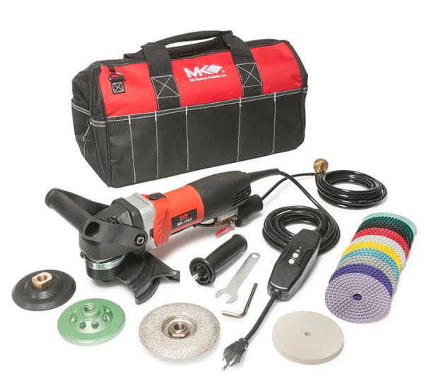 MK-1503 Wet Polishing Lapidary Kit