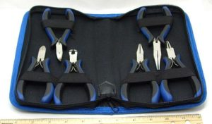 Pliers Set with Case