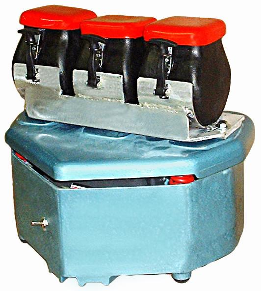 Vibra-Sonic VSV-12 Tumbler