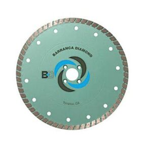 BD-500W Dry Cutting Turbo Diamond Blade