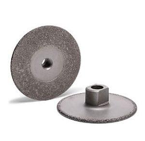 BD 890R - Brazed Diamond Wet Grinding Wheel