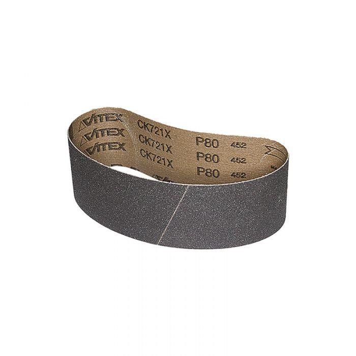 "80 Mesh Silicon Carbide Belt - 6"" - 2 1/2"" x 18 15/16"" Belts"