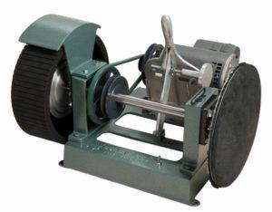 Bull Wheel Sander and Polisher
