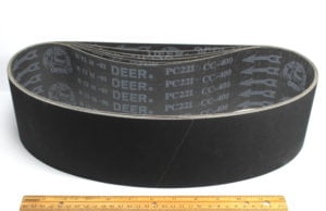 "12"" Sanding Belts to fit Bull Wheel Expando"