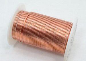 Copper Color Wire