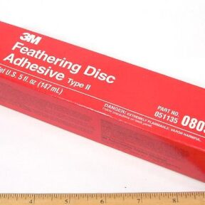 3M Feathering Disc Adhesive Type II