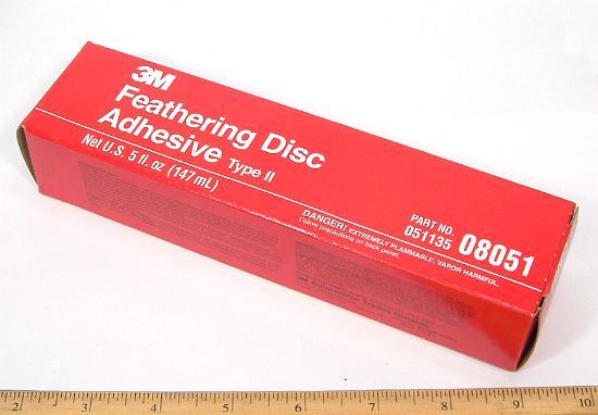 3M Feathering Disc Adhesive Type II