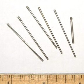 1.5mm Diamond Wire Drills and Bur Set