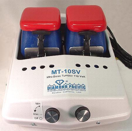 Diamond Pacific MT-10 Mini Sonic Tumbler