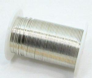 Silver Color Wire