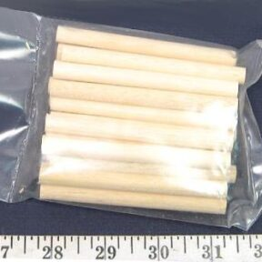 Wooden Dop Sticks