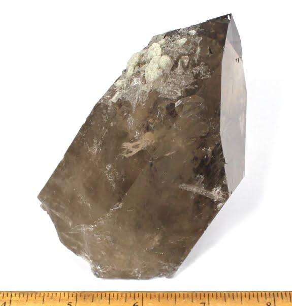 single terminated Quartz crystal