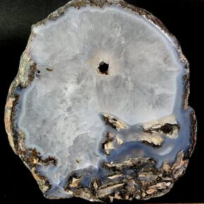 Coconut Geode from Mexico