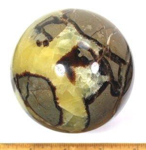 Sphere made from Septarian Nodule from Utah