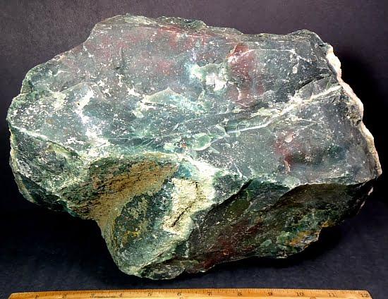 Fancy Jasper garden rock from India