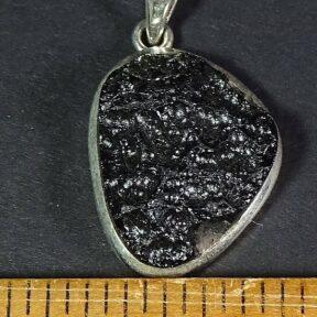 pendant made from Tektite
