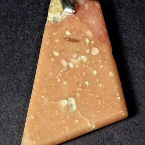 Pink Opal stone