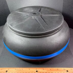 Extra Bowl with Lid for UV-18 Industrial Series