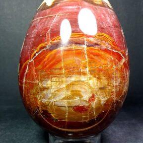 Petrified Wood egg