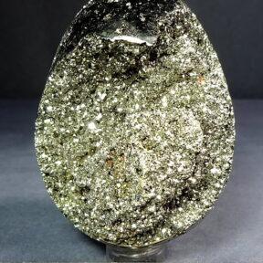 Pyrite Egg