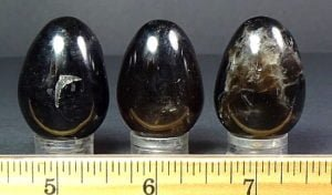 Smokey Quartz egg