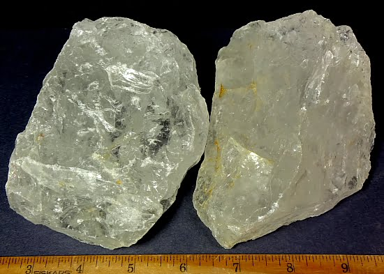 Crystal Quartz from Brazil